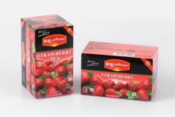 斯唛草莓味红茶包