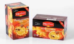 斯唛蜂蜜柠檬味红茶包