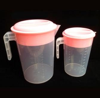 塑料透明量杯