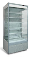 开放式冰箱(风幕柜)
