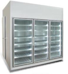 后补式冷柜