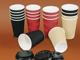 纸杯系列 瓦楞纸杯