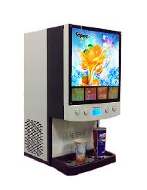 新鲜果汁现调机 四口味机型 SJ-71404L