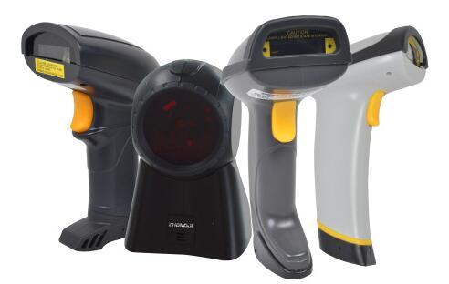 中技ZJ-2000激光条码扫描枪
