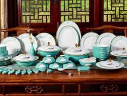 尊上系列 一带一路 国宴餐具套装