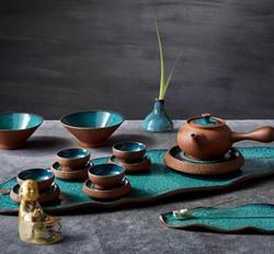 玉泉窖系列 随缘禅意日式茶具套装