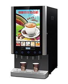 智能餐饮咖啡机 D-50SC