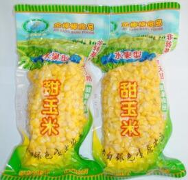 水果型甜玉米粒