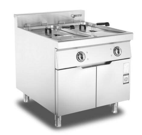 电热双缸油炸炉-D900