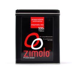 Zimolo 蛋白酶粘合粉