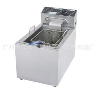 单缸单筛电炸炉 LS-903