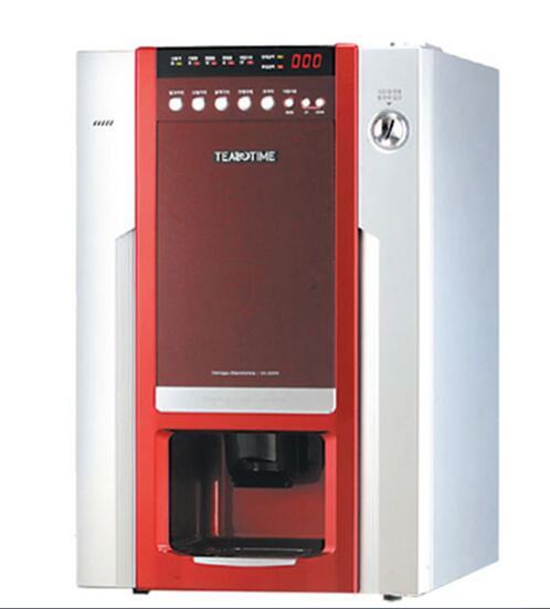 东具 DG-808F3M 全自动投币咖啡机