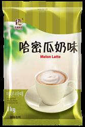 奶茶系列 哈密瓜奶味