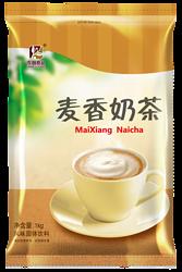 奶茶系列 麦香奶茶