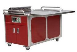 移動鐵板燒設備