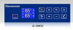 揭盖式洗碗机微电脑控制器系列  JC-DW33