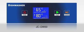 通道式洗碗机微电脑控制器系列  JC-DW50