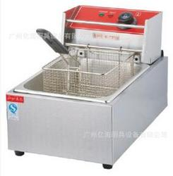 商用单缸单筛电炸炉FY-81