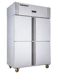 四门单温冰箱