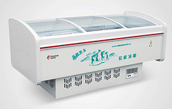 卧式弧形门冷冻冷藏系列 SD/SC-618F