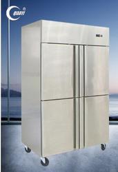 立式四门冰箱