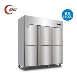 六门冷藏保鲜柜