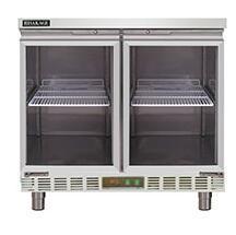 冷玻璃门冰箱 LRVG-120