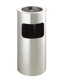 方格烟灰桶(不锈钢)