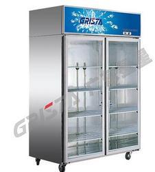 SG1.0E2-GX 二大门高身展示柜