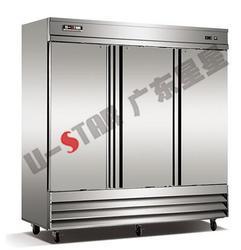 CFD三门高身冷冻柜