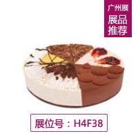 普利欧纯正法式冷冻慕斯蛋糕