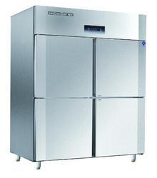 四门双温冰箱  QB1.0L4BG-H