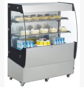 敞开式冷藏蛋糕柜
