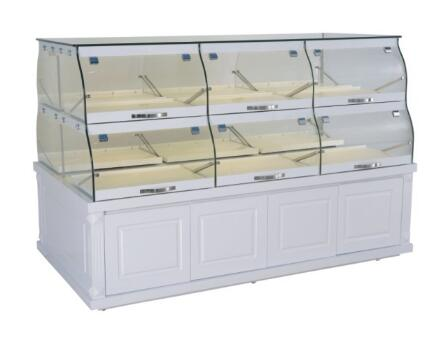 European Display Cabinet