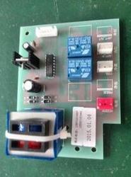温度控制器主板