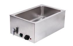 BNKD-5737*T带轮头不锈钢电热保温餐炉