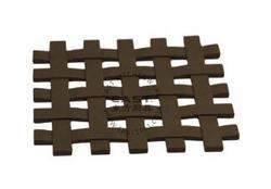 硅胶网格隔热垫