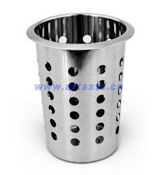 不锈钢餐具筒