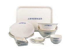 上海市质量技监局 餐具