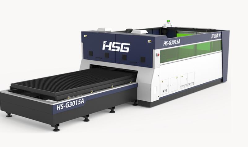 HS-G3015A 高速光纤激光切割机