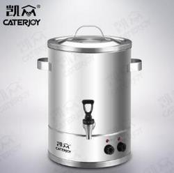 电热双层汤桶 粥桶20L