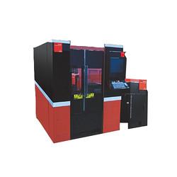中功率光纤激光切割机
