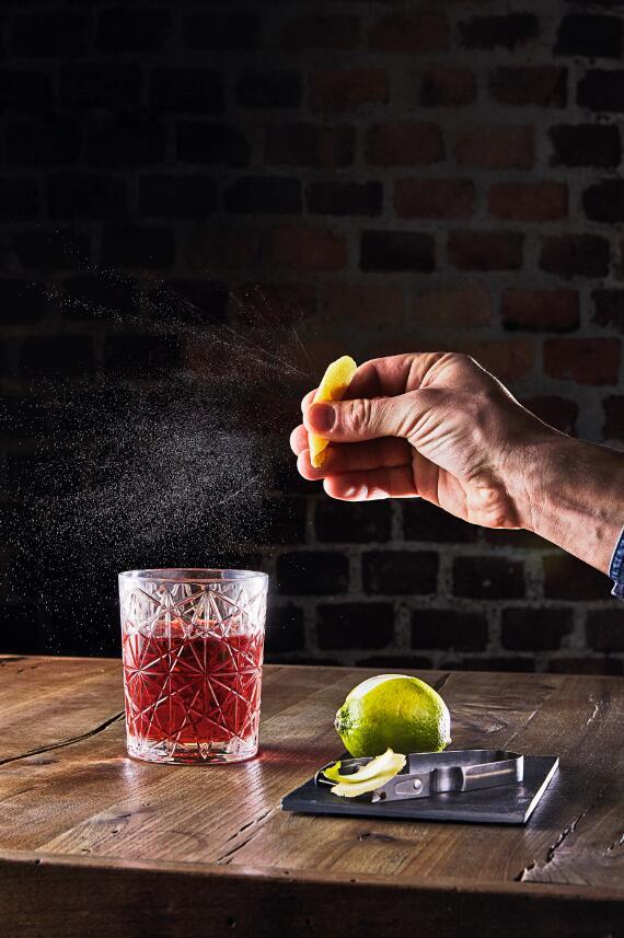 Bormioli LOUNGE酒廊威士忌杯