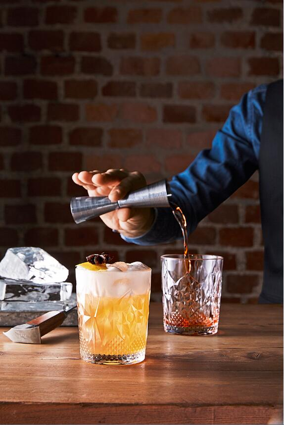 Bormioli stone宝石威士忌杯