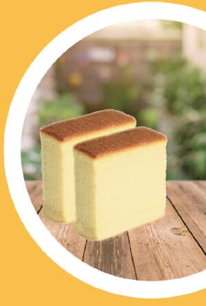 冷冻糕点系列  切片蜂蜜蛋糕