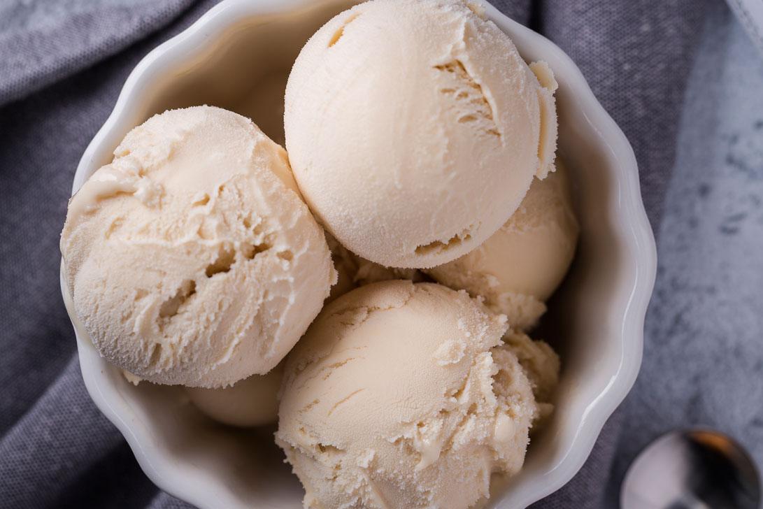 冰激凌系列  花生冰激凌