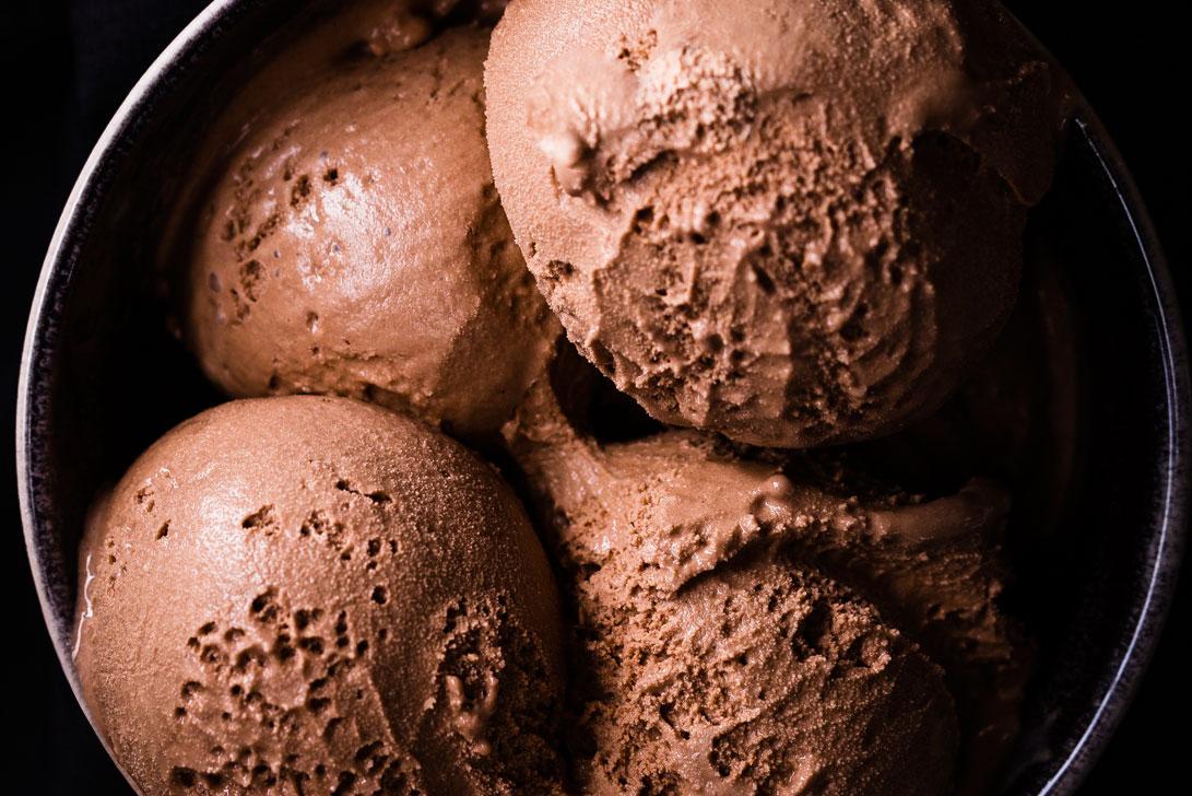 冰激凌系列  巧克力冰激凌