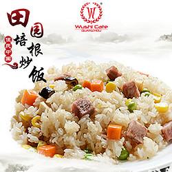 田园培根炒饭350g