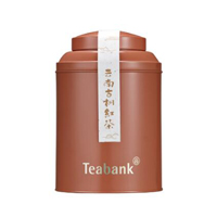云南古树红茶罐装