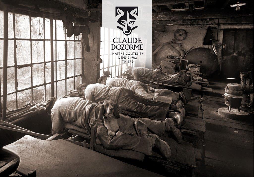 法国狼牌  Claude dozorme